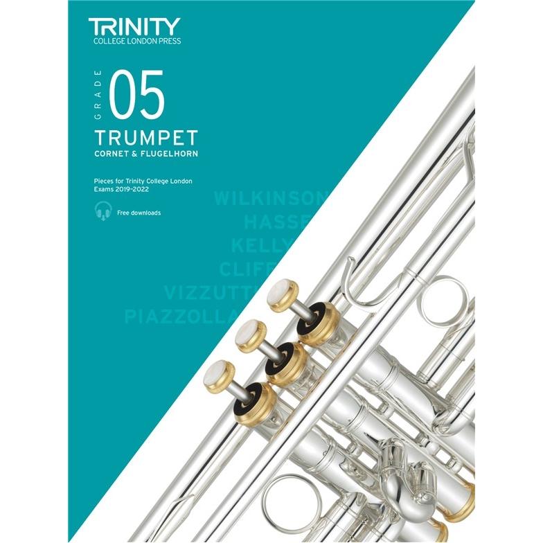 Trinity Trumpet 2019-2022 Grade 5