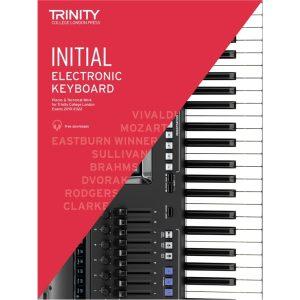 Trinity Electronic Keyboard 2019-2022 Initial