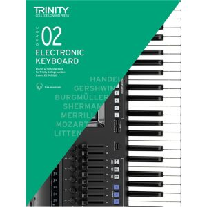 Trinity Electronic Keyboard 2019-2022 Grade 2