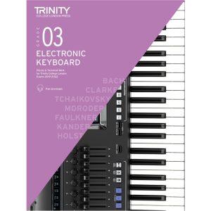 Trinity Electronic Keyboard 2019-2022 Grade 3