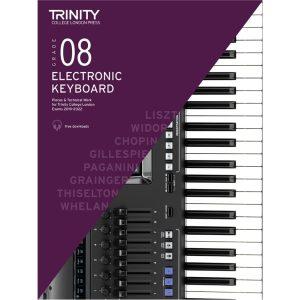 Trinity Electronic Keyboard 2019-2022 Grade 8
