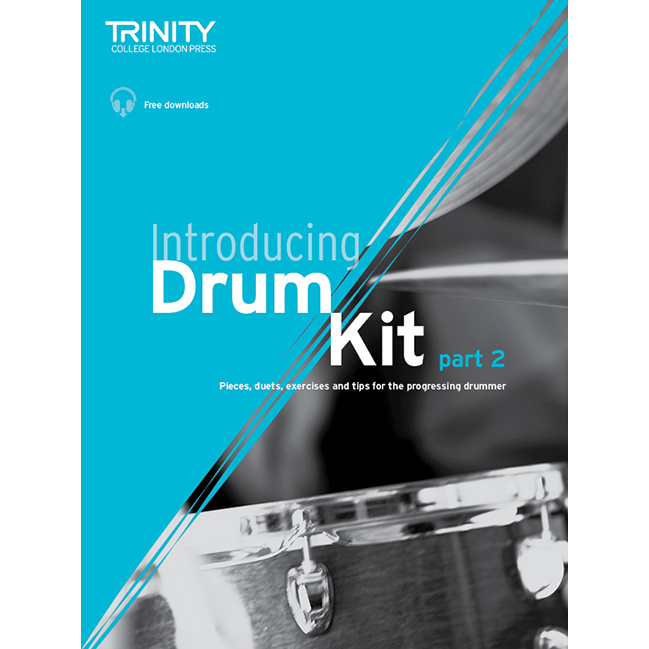 Trinity Introducing Drum Kit - Part 2