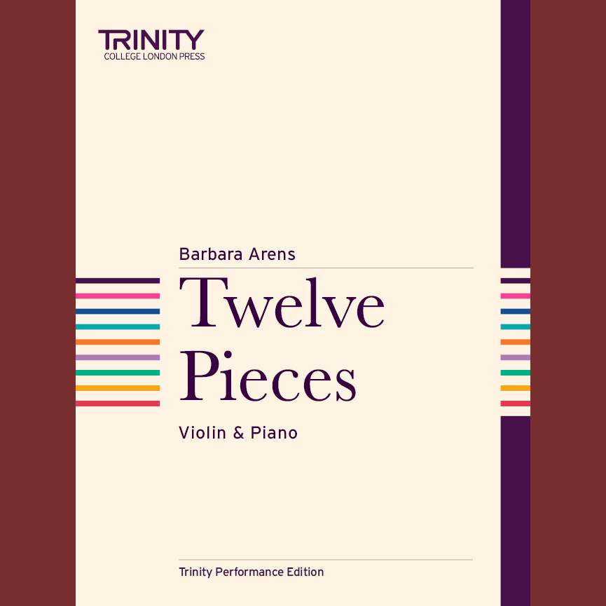 Trinity Twelve Pieces (Violin & Piano)