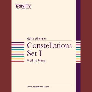 Trinity Constellations Set I (Violin & Piano)