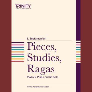 Trinity Pieces, Studies, Rags (Violin & Piano)