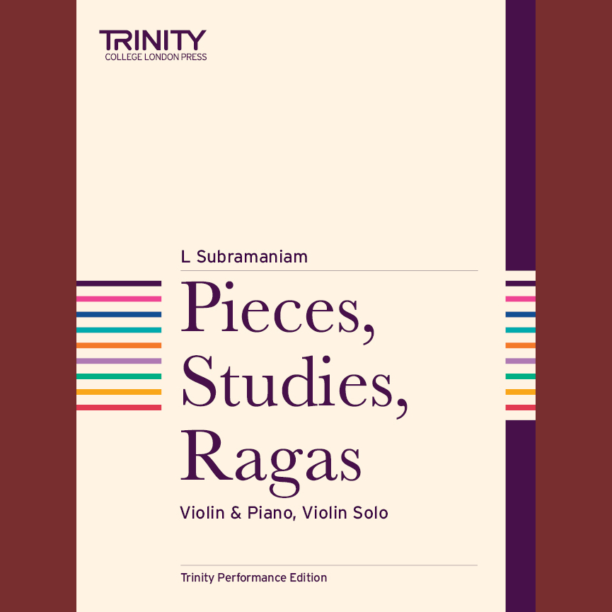 Trinity Pieces, Studies, Rags (Violin & Piano)