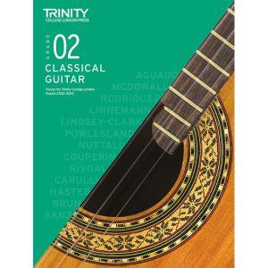 Trinity Classical Guitar 2020-2023 Grade 2