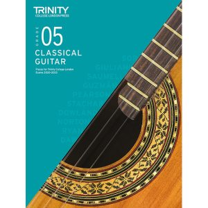 Trinity Classical Guitar 2020-2023 Grade 5