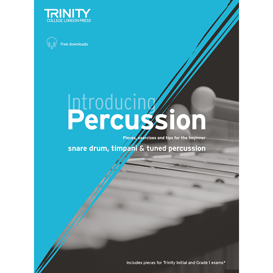 Trinity Introducing Percussion