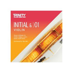 Trinity Violin Initial-G1 Exam Pieces 2020-2023 CD