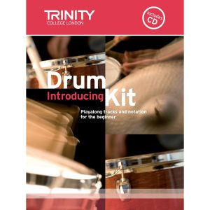 Trinity Introducing Drum Kit (book/CD)