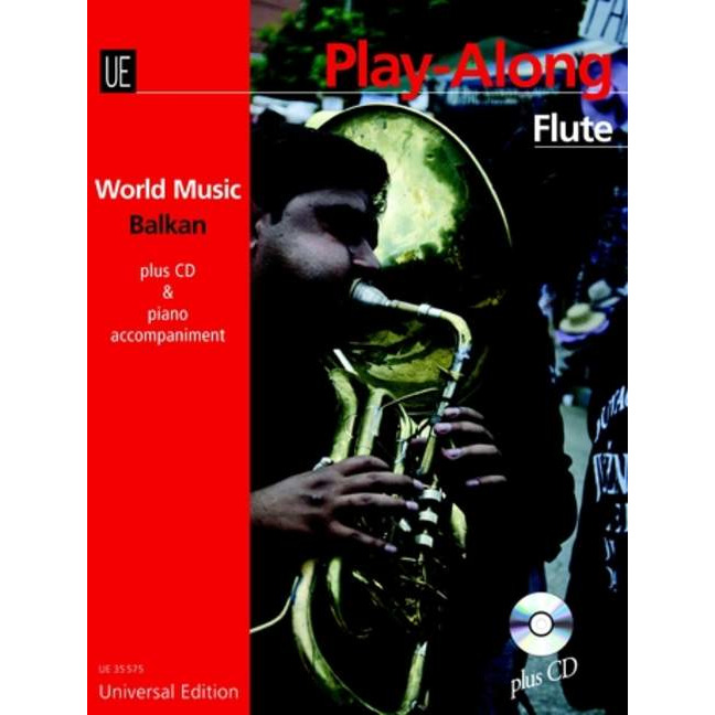 Play-Along Flute - World Music: Balkan