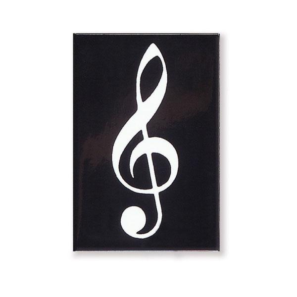 Vienna Music Treble Clef Magnet