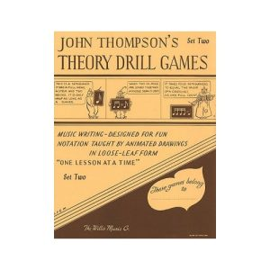 Theory Drill Games - Set Two