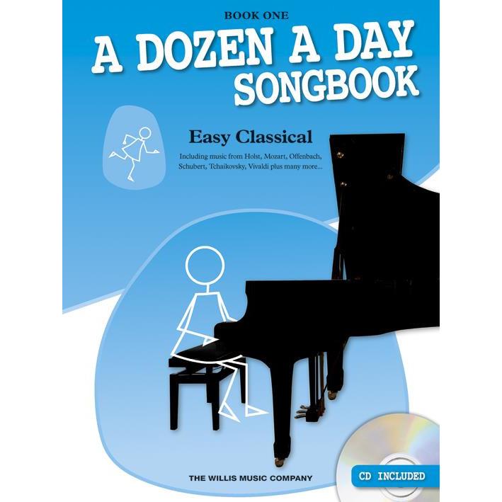 A Dozen A Day Songbook: Easy Classical - Book