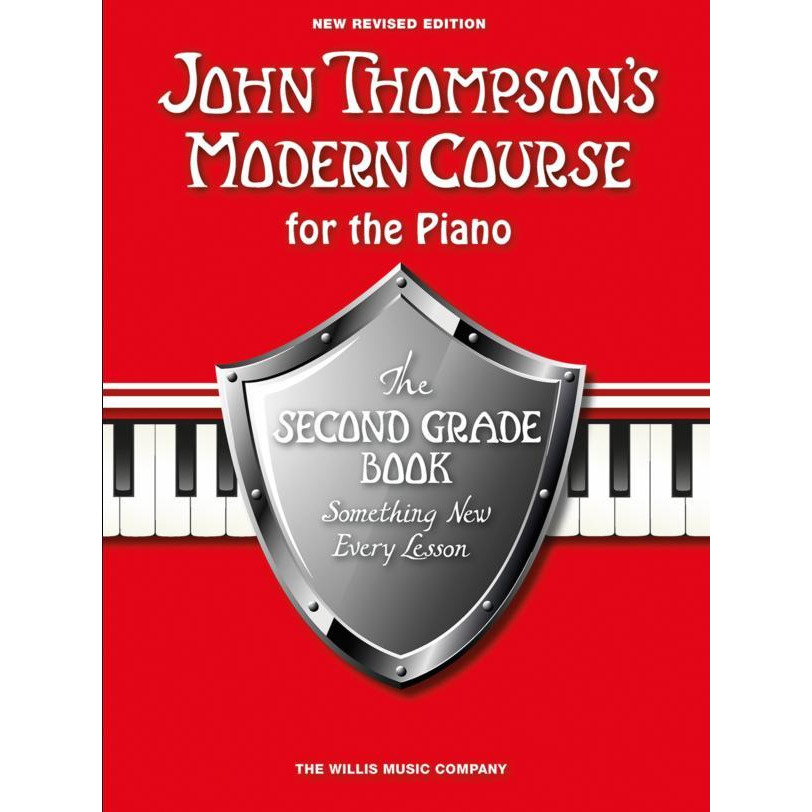 John Thompson's Modern Course Second Grade
